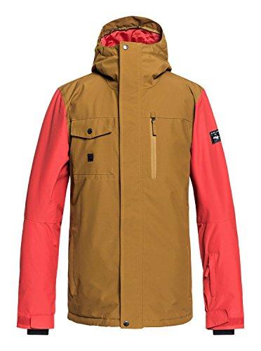 Quiksilver Herren Snowboard Jacke Mission Soli Jacket