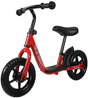 Haptoo HAPTOOキッズバランスバイク幼児バイク学習バイク男の子女の子用年齢2 3 4 5 6歳調節可能なハンドルバー軽量子供自転車ベストプレゼントギフト