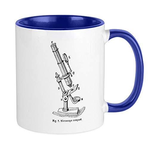 CafePress Geek Gifts Microscope Mugs Unique Coffee Mug, Coffee Cup