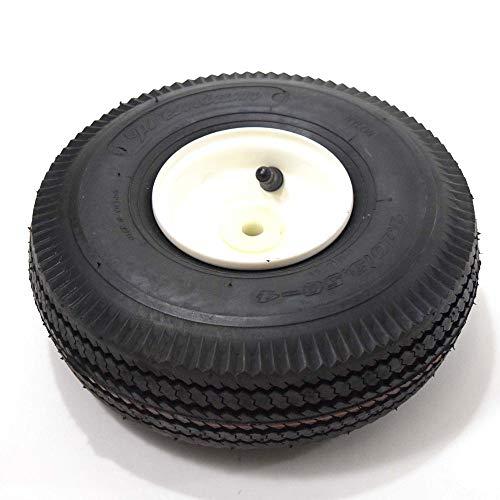 Craftsman 28-10 Lawn Tractor Aerator Attachment Wheel Genuine Original Equipment Manufacturer (OEM) Part