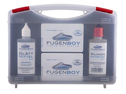 Fugen Flux Fugenboy Profi Set im Koffer