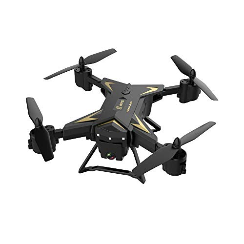 YJYdadaS KY601G GPS Drone with 4K HD Camera 5G WiFi FPV RC Quadcopter Foldable Drone (Black)