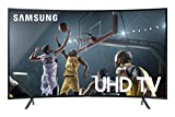 Samsung UN65RU7300FXZA FLAT 65'' 4K UHD 7 Series Smart TV (2019) (Renewed)