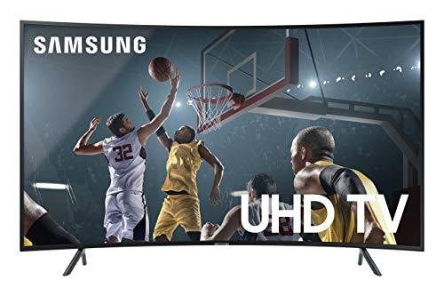 Samsung UN65RU7300FXZA FLAT 65'' 4K UHD 7 Series Smart TV (2019) (Renewed)
