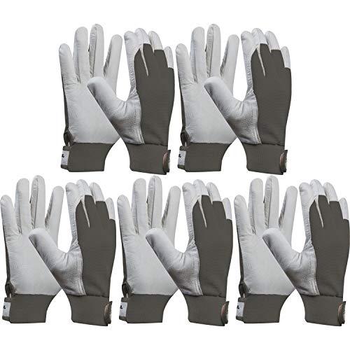 Arbeitshandschuh Gebol Uni Fit Comfort Handschuhe Größe 9 (L) | 5 Paar