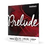 D'Addario Orchestral J810 Prelude 1/16 M - Juego de cuerdas violín