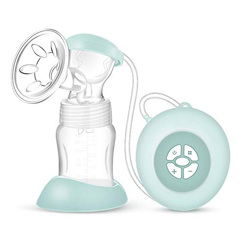 Elektrische Brust Pumpe Stumm Multi-Funktion Große Saug Postpartale Brust Milch Melken Gerät Volle Silikon Brust Pumpe