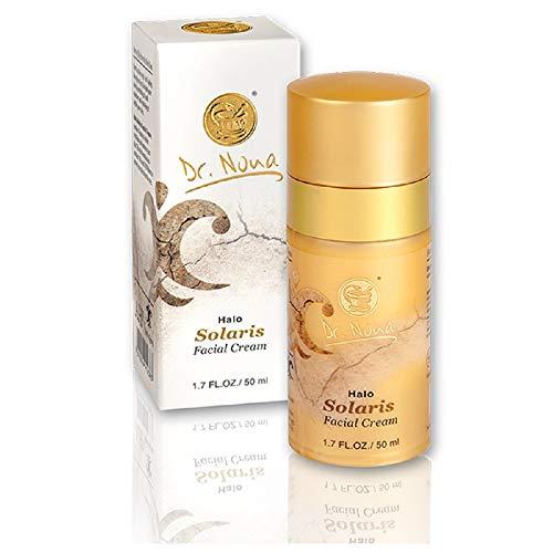 Dr.Nona - Facial Solaris Vitamin A Cream - Dead Sea Minerals Nourishing Organic
