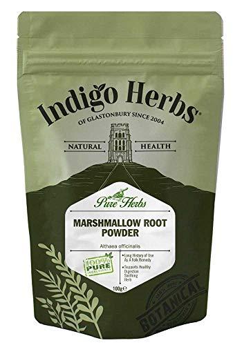Indigo Herbs Polvo de Raíz de Malvavisco 100g