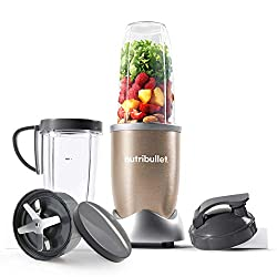 NUTRIBULLET ACTIVE LIFESTYLE BLENDER - the original and best-selling NUTRiBULLET, just got even more powerful. The 900 series comes with even more accessories to fit your active lifestyle. POWERFUL NUTRIENT EXTRACTOR - 900-watt motor generates 50% mo...