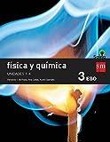 Física y química. 3 ESO. Savia. Trimestres - Pack de 3 libros - 9788467583380
