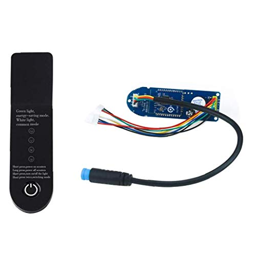 Hiinice Placa De Circuito Bluetooth Tableros para Xiaomi M365 Scooter Eléctrico Scooter Sustitución De Piezas De Módulo Panel Bird Parte Negro De Alimentación Al Aire Libre