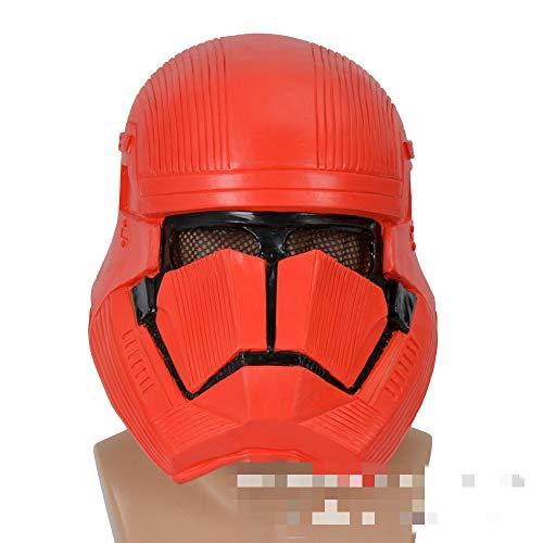 Star Wars Baby Yoda maschera in lattice burattino a mano mandaloriano maschera mandaloriana che circonda il casco