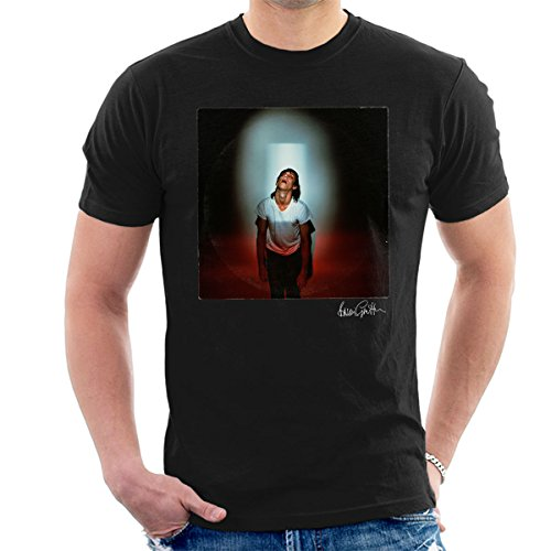Brian Griffin officiële fotografie - Iggy Pop Soldier Album mouw heren T-shirt