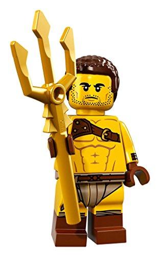 LEGO 71018 Minifigures Serie 17 - Gladiatore Romano Mini Action Figure