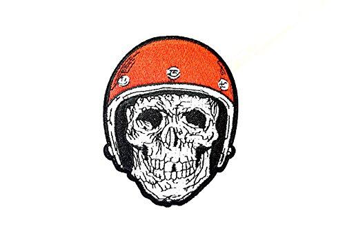 Parche Skull Rider de Kustom Factory