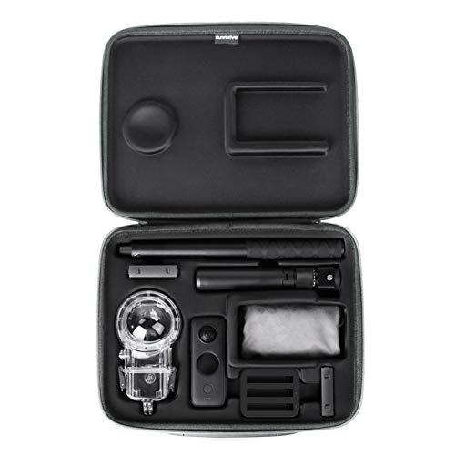POHOVE Funda de cámara de acción para Insta360 ONE X2/X, protección anti...