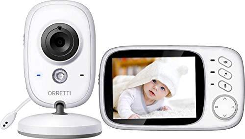 Orretti® V8 Babyphone Überwachungskamera 3.2