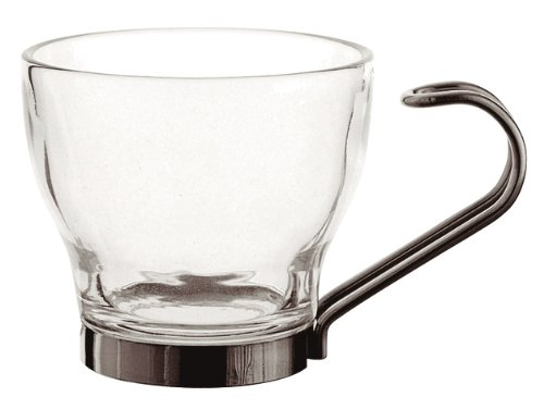 Quid K3 Taza Cafe 11CL C/A INOX Supreme QD, Multicolor, 10,8 cl