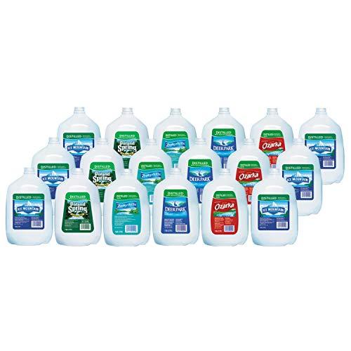 Nestle Distilled Water 1gal, 3 Carton of 6 Bottles / total 18...