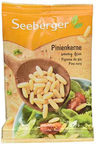 Seeberger Pinienkerne, 12er Pack (12 x 30 g)