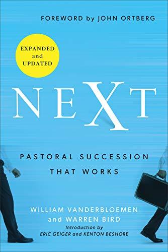 Next: Pastoral Succession That Works