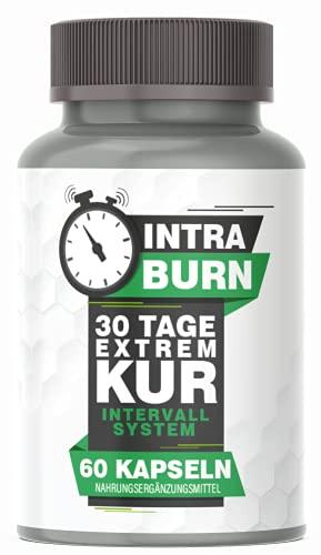 Neu: Adema Natural Keto Intra Burn Capsules – 30 Tage Kur - natürlich und fit in den Sommer starten - hochdosiert - extra stark