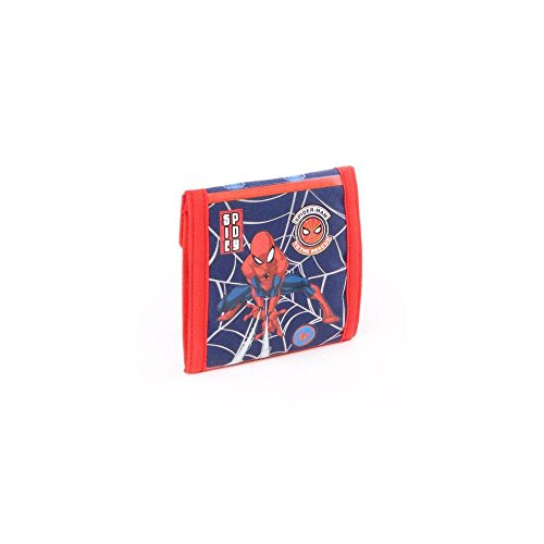 Spiderman - Porte Monnaie - marine