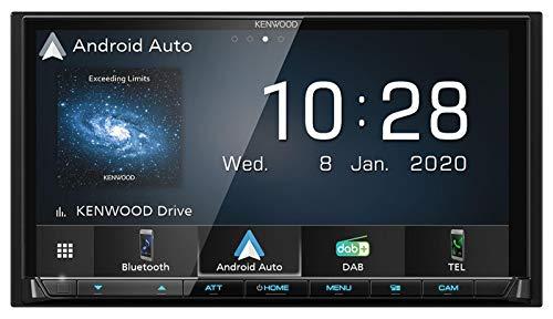 Kenwood DMX7520DABS   DAB+   Bluetooth   AndroidAuto   Apple CarPlay   Spotify Autoradio