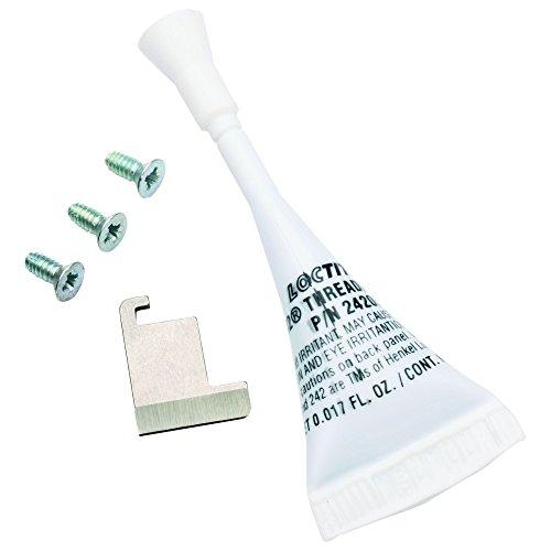 Panduit k4eh-bld Kit de repuesto de cuchilla, Threadlocker, tornillo,–Cuchilla de repuesto