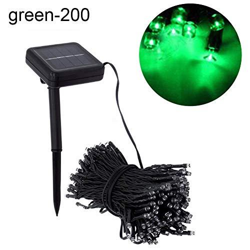 SOUTHSKY Red EL Wire 5M de vert de n/éons waterproof conduit int/érieur//ext/érieur des d/écorations de no/ël