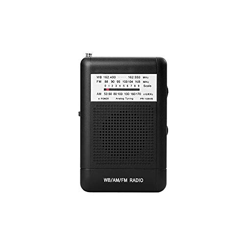 radio transistor a pilas de la marca Flyoukki