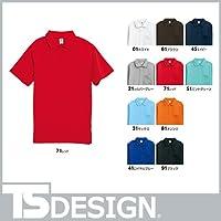 半袖ポロシャツ カラー:41_ロイヤルブルー サイズ:6L