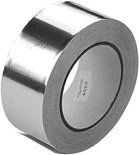 MORLIFE Aluminum Foil Tape Set of 2pcs 50mm*50m