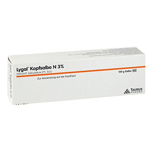 LYGAL Kopfsalbe N 100 g