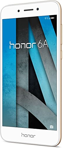 Honor 6A Smartphone, Dual SIM, Memoria Interna da 16 GB, Oro