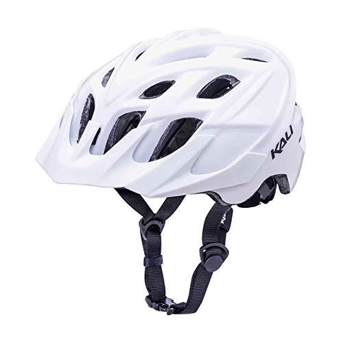 Kali Chakra Solo Helm matt weiß Kopfumfang 58-61cm 2020 Fahrradhelm