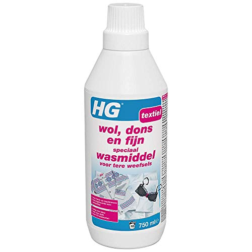 HG wol, dons & fijn speciaal wasmiddel voor tere weefsels