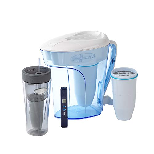 10 cup pitcher with free meter - 6