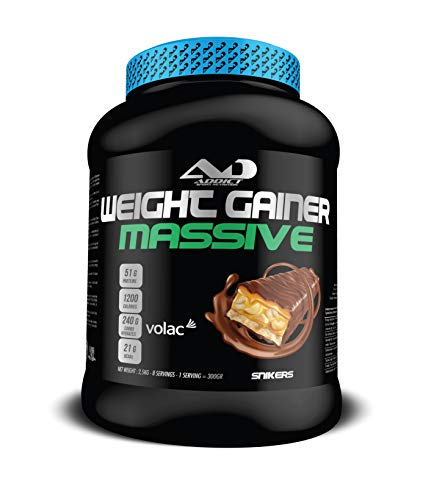 ADDICT SPORT NUTRITION - Prise de poids - Weight Gainer Massive - 2
