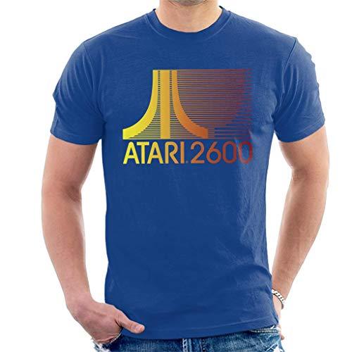 Official Atari 2600 Yellow Logo Tee