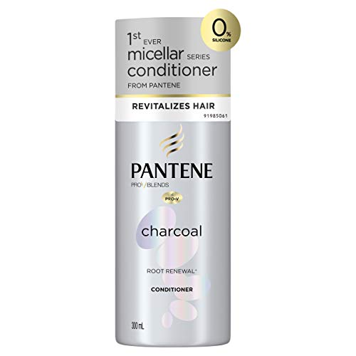 Pantene Pro-V Blends Micellar Charcoal Conditioner For Purifying Oily Hair 300ml