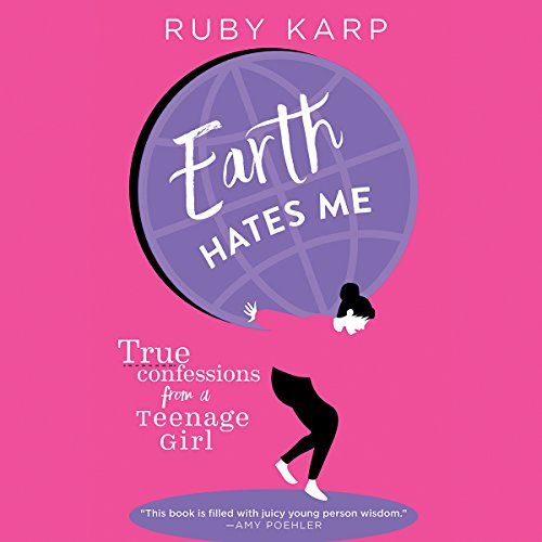 Earth Hates Me audiobook cover art