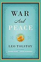 author of war and peace