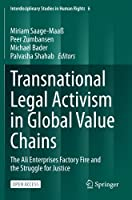 Transnational Legal Activism in Global Value Chains: The Ali Enterprises Factory Fire and the Struggle for Justice (Interdisciplinary Studies in Human Rights)