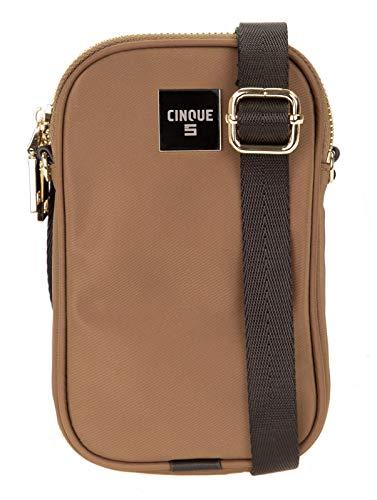CINQUE Mio Phone Crossbag Brown
