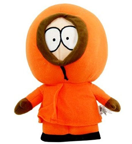 South Park Kenny petit Peluche 17cm