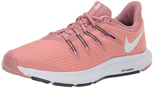Nike Wmns Quest, Zapatillas de Running Mujer, Rosa (Rust Pink/Summit White/Pink Ti 600), 40 EU