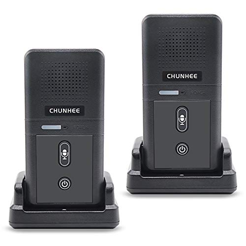 Wireless Intercom System,Emergency Pager,Home Alarm Systems for Elderly...