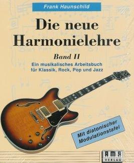 DIE NEUE HARMONIELEHRE 2 - arrangiert für Buch [Noten / Sheetmusic] Komponist: HAUNSCHILD FRANK